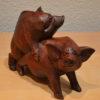 2 Holzschweine 03