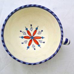 Tasse blau 111