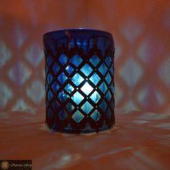 orientalisches Windlicht Glas / ägyptisches Windlicht Glas / orientalische Lampe / ägyptische Lampe