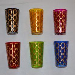 orientalisches Teeglas / marokkanisches Teeglas