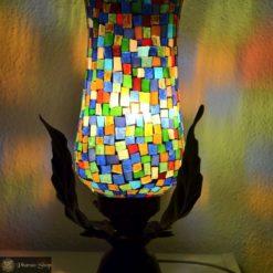 orientalische Mosaiklampe / ägyptische Mosaiklampe / orientalische Lampe / ägyptische Lampe