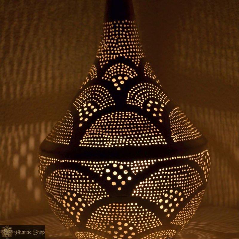 tisch bodenlampe 210 orientalische gyptische. Black Bedroom Furniture Sets. Home Design Ideas