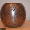 Windlicht oxidiertes Metall 141