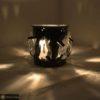 Windlicht Metall 190