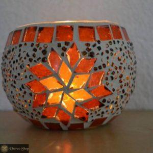 Windlichter Mosaik 100
