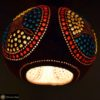 Kuerbislampe / tuerkische Lampe
