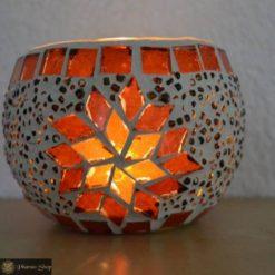 Windlichter Mosaik