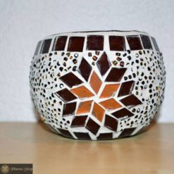 orientalisches Windlicht Mosaik / ägyptisches Windlicht Mosaik / orientalische Lampe / ägyptische Lampe